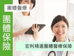 [團體醫療][Manulife]宏利精選 團體醫療保障